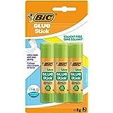 BIC ECOlutions Lijm Stick 8 g. Pack of 3 8 g.