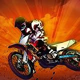 Motocross erregen Speed Bump Rennen: die verrückte Stunt-Rennen - Gratis-Edition