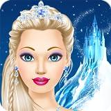 Ice Queen Salon: spa, makeup and dress up jeux de filles...