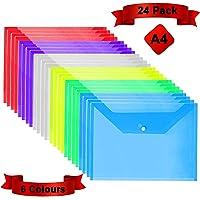 STOBOK Protezioni trasparenti per fogli Generale 4C confezione A4 da 100 Protezioni pagina Page 11 buche
