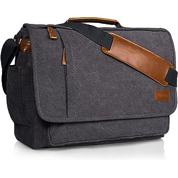 Estarer 17-17.3 inch Laptop Messenger Bag fa4e984aad8f9