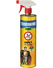 PIDILITE Terminator Wood Preservative Spray Pack, 1L