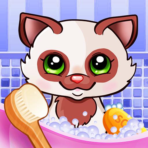 cat-bath