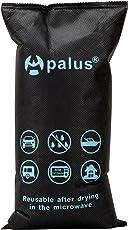 Apalus Luftentfeuchter Auto Wiederverwendbar | Entfeuchter Kissen Für Beschlagene Autoscheiben | Perfekt Für Auto, Wohnmobile, Garage, Wohnung, Bad, Schrank, Kleiderschränke, Abstellräume (1kg)