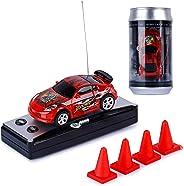 SAFFIRE Mini Coke Can RC Micro Racing Car
