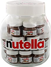 Nutella Big Jar XXL Glas, 1er Pack (1 x 630 g)
