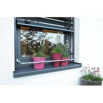 Etwas Neues genug Plastia FixPot Halterung Blumenkasten Fensterbank Unsichtbare #UW_84