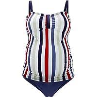 Herzmutter Tankini Premaman - Costumi da Bagno maternità - Tankini Gravidanza - Costumi da Bagno per Futura Mamma…