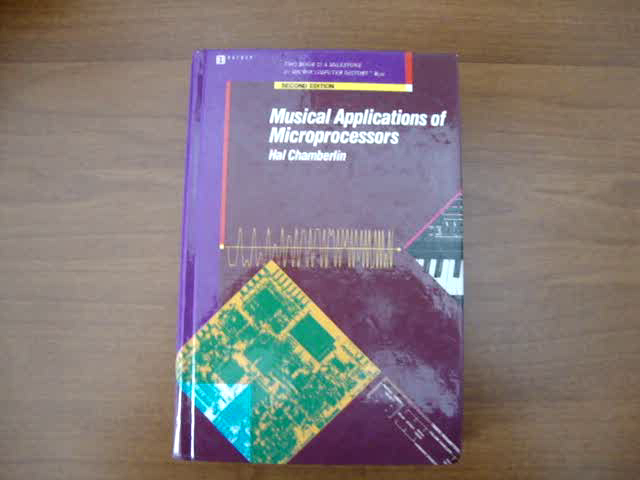 musical applications of microprocessors