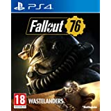 Fallout 76, Wastelanders, PlayStation 4