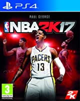 Nba 2K17 Ps4 Playstation 4 By 2K Games