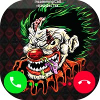 Fake Scary call from Clown prank