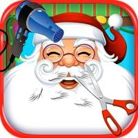 Christmas Hair Salon - Santa's Barbershop & Kids Cuts FREE!