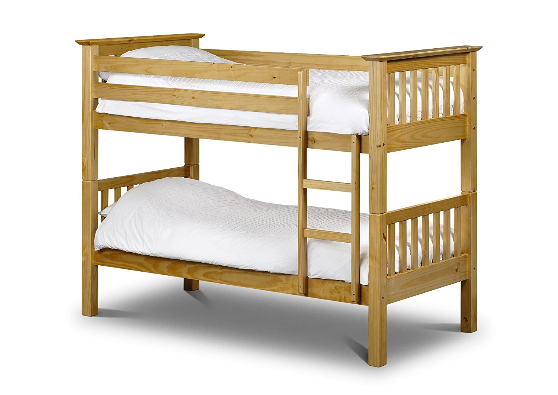 Julian Bowen Barcelona Single Bunk Bed  Antique Pine  Amazon co uk  Kitchen    Home. Julian Bowen Barcelona Single Bunk Bed  Antique Pine  Amazon co uk