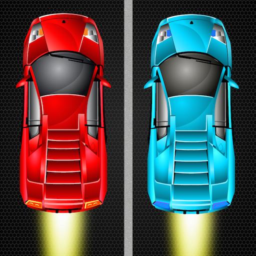 Twin Cars - Control 2 Cars (Twin-reflex)