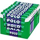 Nestlé Polo Caramelle alla Menta, Confezione da 16 Tubi da 34 g