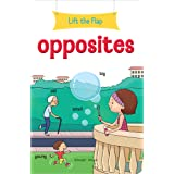 Lift The Flap - Opposites: Early Learning Novelty Board Book for Children