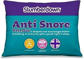 Slumberdown Anti-Snore Pillow