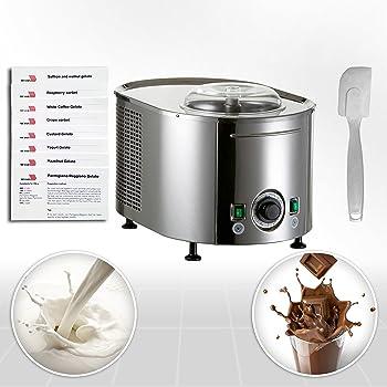 Amazon.de: Eismaschine Musso Lussino MINI 4080 Gourmet mit