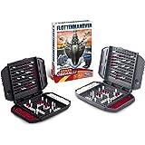 Hasbro Gaming B09951750 Jeu de Voyage Bataille navale (Version espagnole) Version Allemande