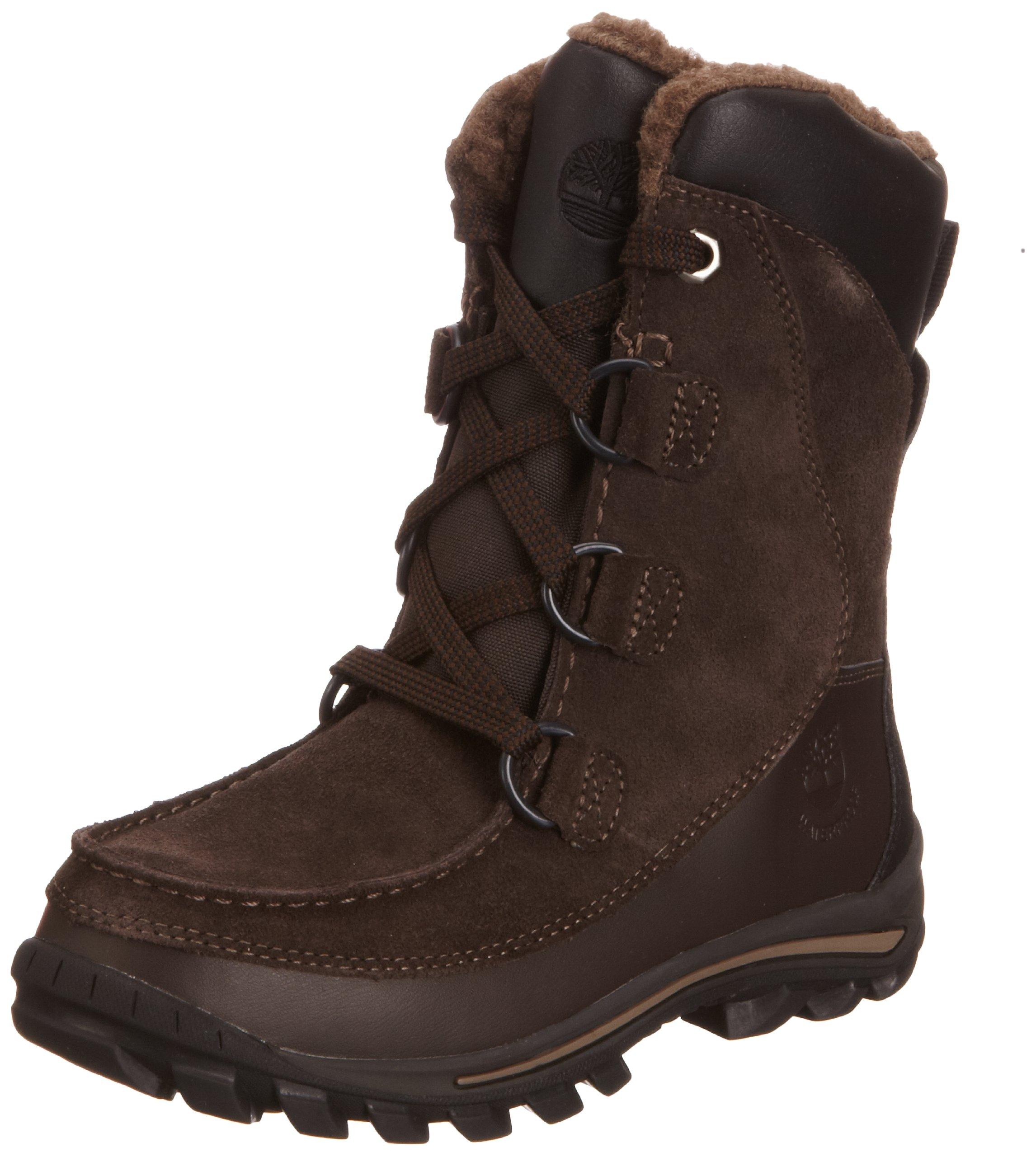Timberland Chillberg FTK_Rime Ridge HP WP Boot, Botas de Nieve Niño