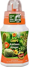 COMPO Kakteendünger für alle Kakteen und dickblättrigen Pflanzen