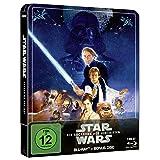 Star Wars: Episode VI - Die Rückkehr der Jedi-Ritter - Steelbook Edition [Blu-ray]