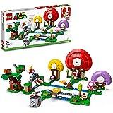 Lego 71368 71368 Toad Szuka Skarbu — Zestaw Rozszerzający