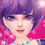 Prom Girl Makeover Fun - Spa, Makeup and Dress Up Game for Kids - Prom Salon Game