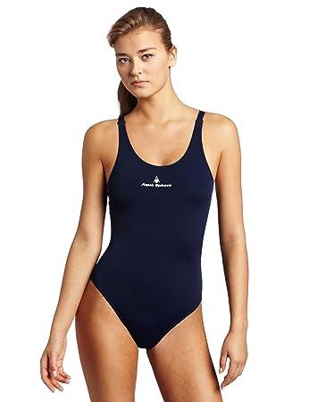 Aqua Sphere Pamela Universo Blue Swimsuit Swimming Costume