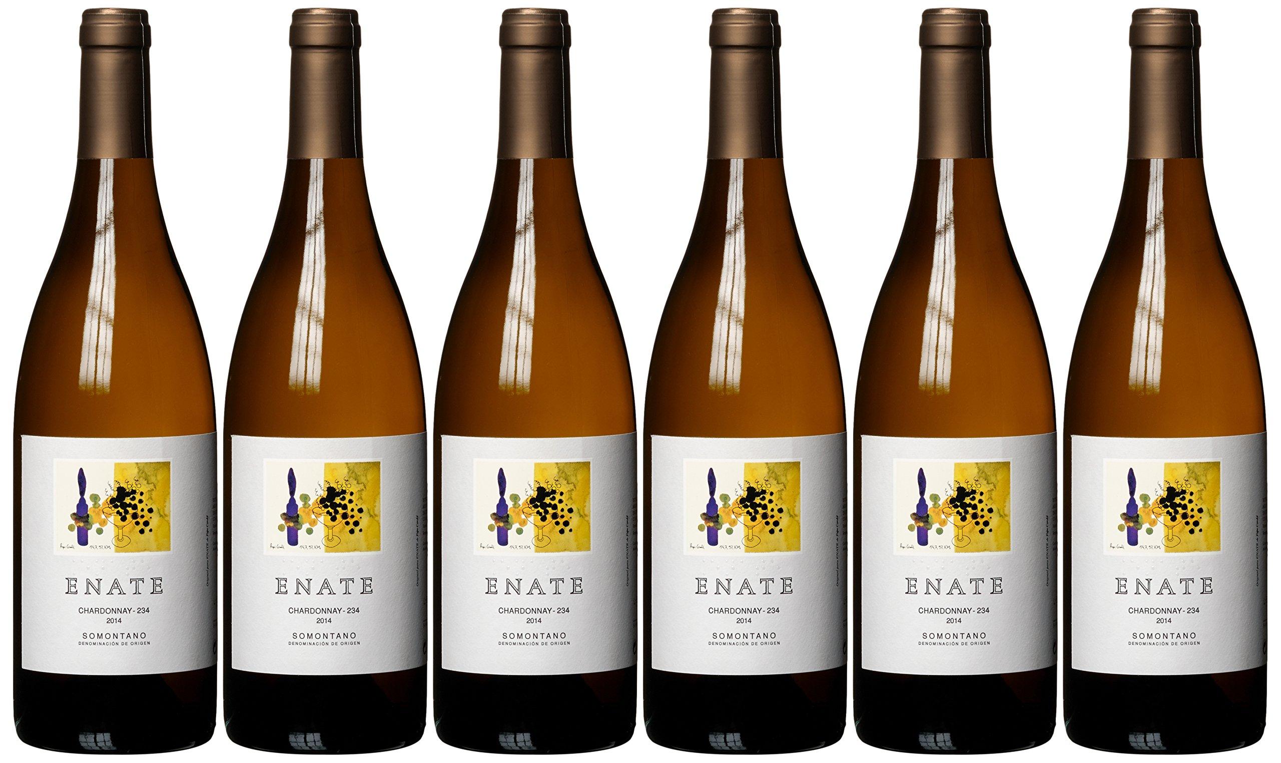Enate chardonnay 234 - Vino Bianco- 6 Bottiglie