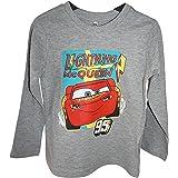 Cars - Camiseta de manga larga para niño