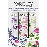 Yardley London Traditional Body Spray Set, 200 g, Y10X2002-3