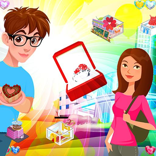 neue Liebesgeschichte vs. Liebesabenteuer (Free Teenager Dress Up-spiele)