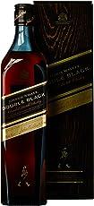 JohnnieWalkerDoubleBlack Label Blended Scotch Whisky (1 x 0.7 l)