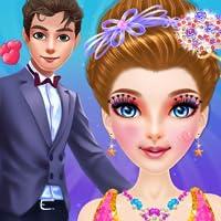 Prom Girl Makeover Fun-Spa,Dress up & Makeup