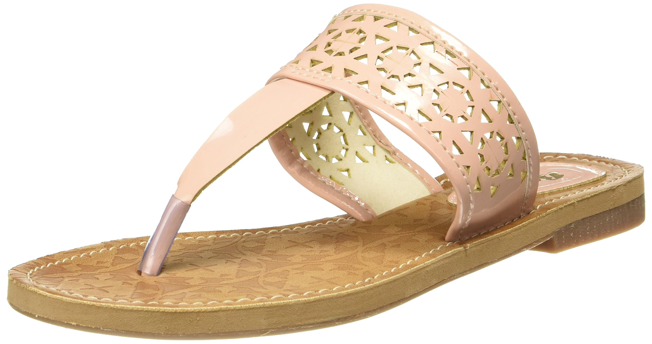 BATA Women's Zelda Pink Slippers