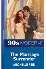 The Marriage Surrender (Mills & Boon Vintage 90s Modern) Kindle Edition