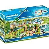 Playmobil Family Fun 70341 - La Grande Avventura allo Zoo, dai 4 anni
