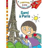 Livres Sami et Julie CP Niveau 1 Sami à Paris PDF