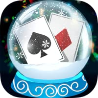 Solitaire Christmas Match. Match 2 Cards. Card Game like Spider,Pyramid,Klondike,Golf,Scorpion,Yukon