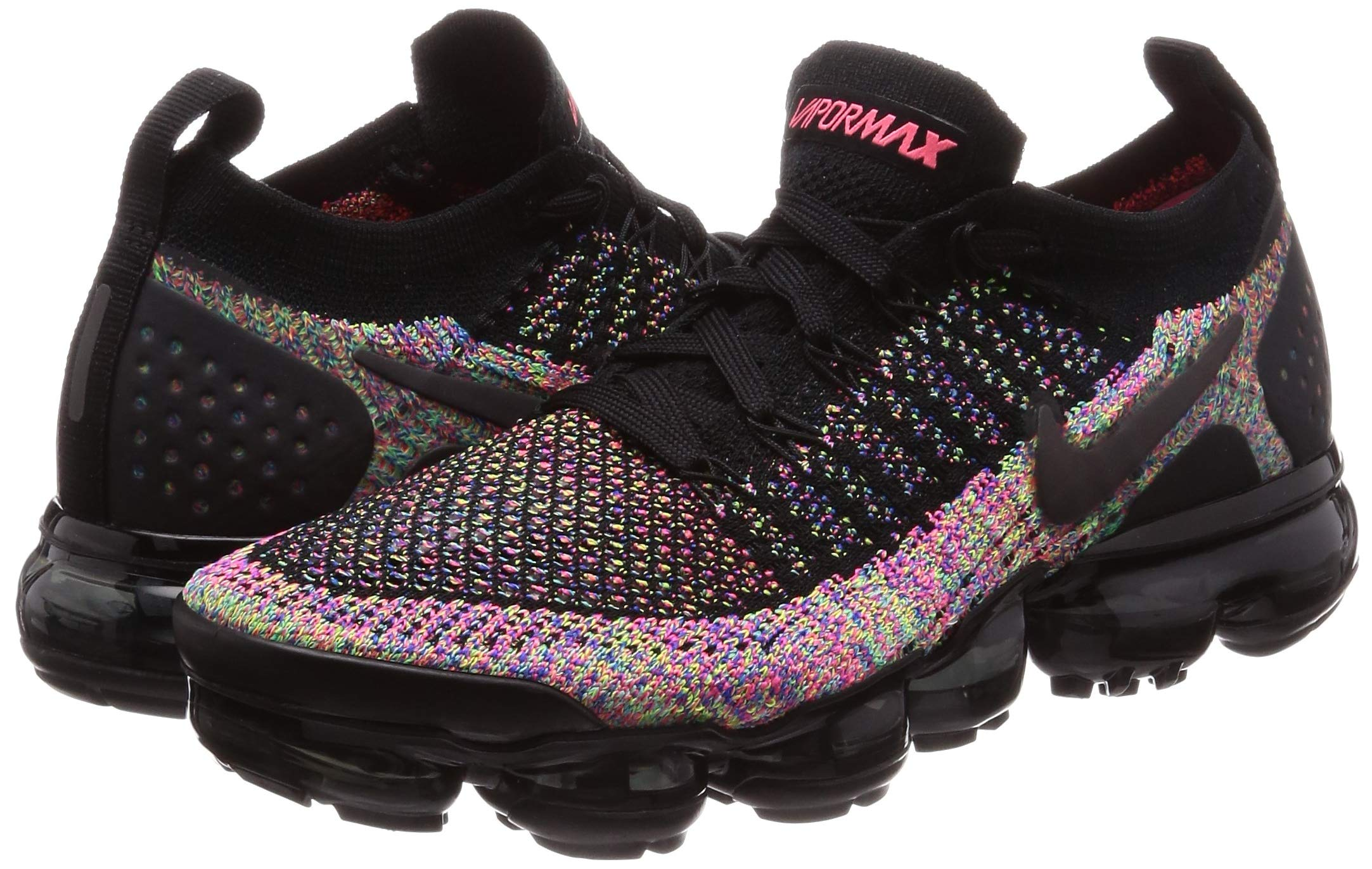 81DmdtybJBL - Nike Women's W Air Vapormax Flyknit 2 Track & Field Shoes