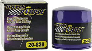 Royal Purple 20 820 Premium Ölfilter Mit Verlängerter Lebensdauer Auto