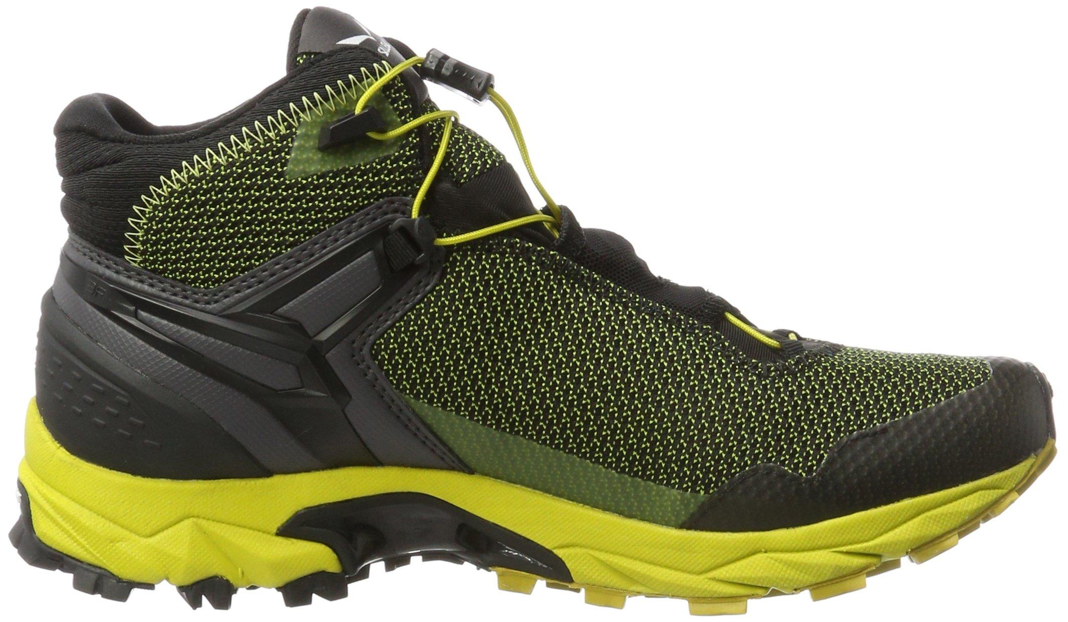 81DnHeTn6lL - Salewa Men's Ms Ultra Flex Mid GTX High Rise Hiking Boots