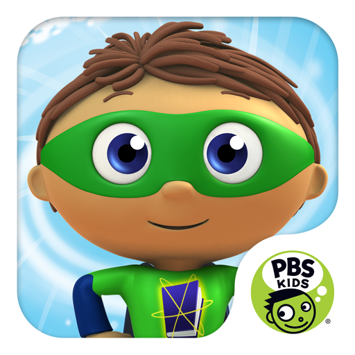 SUPER WHY! (Kindle Tablet Edition)