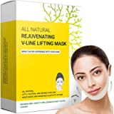 Double Chin Reducer & Remover by Doppeltree, V Line Lifting Face Mask, Face Slimmer - Lifts, Tightens Jawline and Chin…