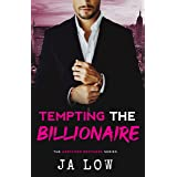 Tempting the Billionaire: Brother's best friend-Age Gap Romance (The Hartford Brothers Book 1) (English Edition)