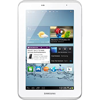 Samsung Galaxy Tab 2 P3110 WIFI Only Tablet 178 Cm 7 Zoll