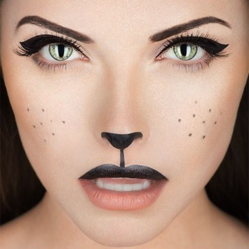 Cat Eye Makeup Tutorial ()
