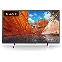 Sony BRAVIA KD50X80J - 50 pouces - LED - 4K Ultra HD (UHD) - High Dynamic Range (HDR) - Google TV - (noire, modèle 2021)